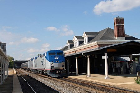 Amtrak Trains That Make Money Really Corrected Version