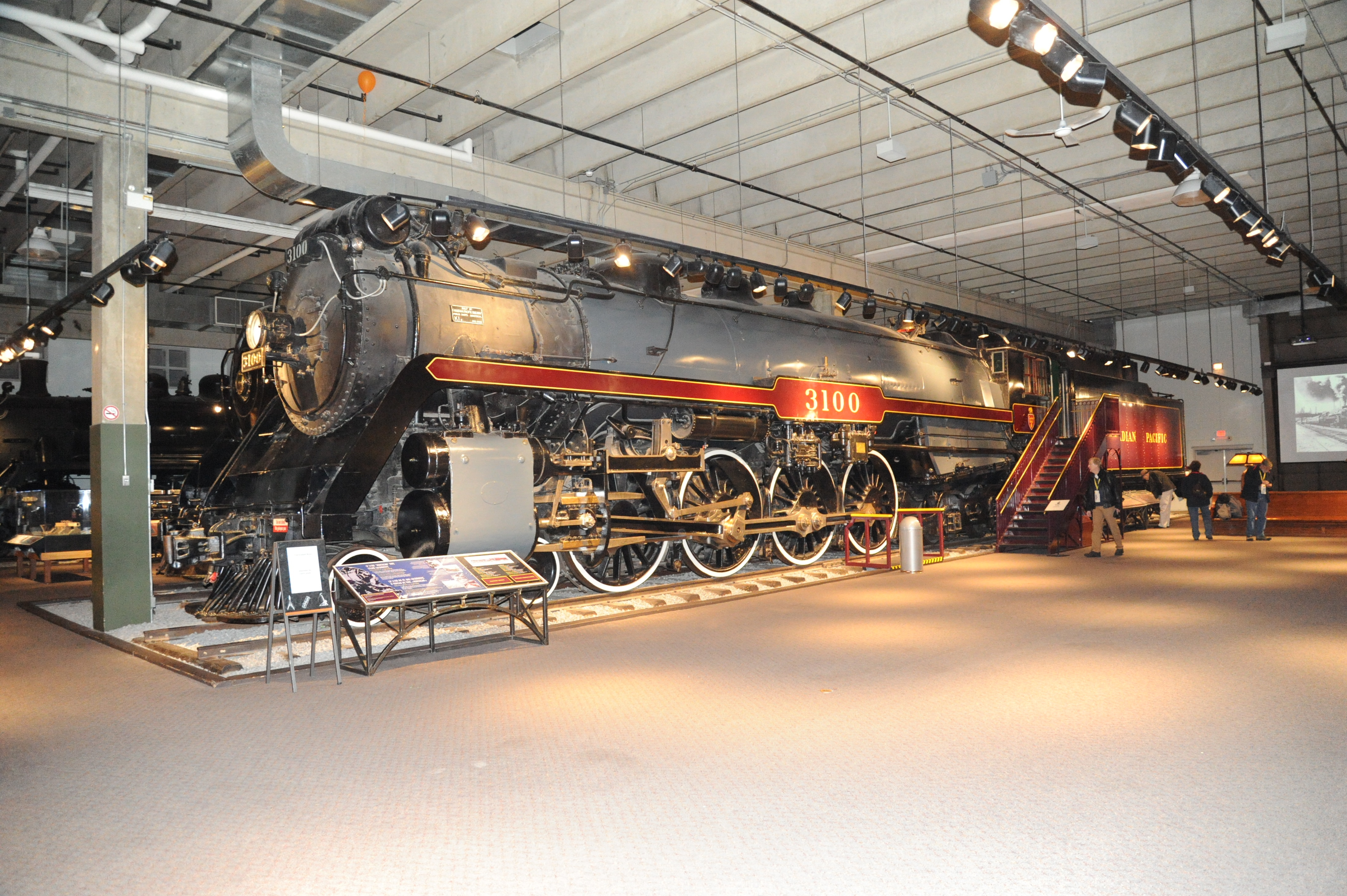 Looking For Railroad History In Canada S Capital Trains Magazine Trains News Wire Railroad