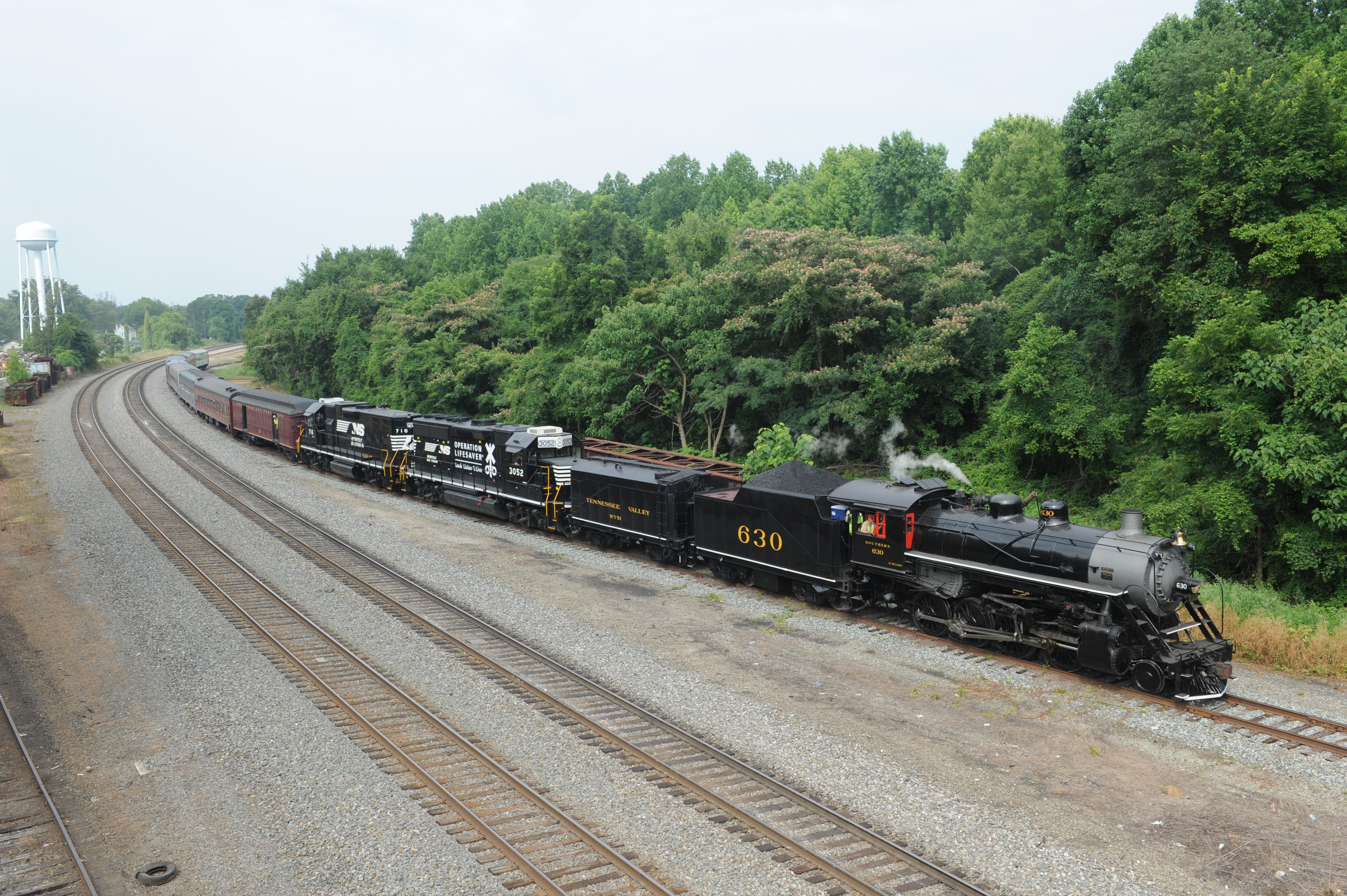 System Maps, Directories & Schedules - Norfolk Southern