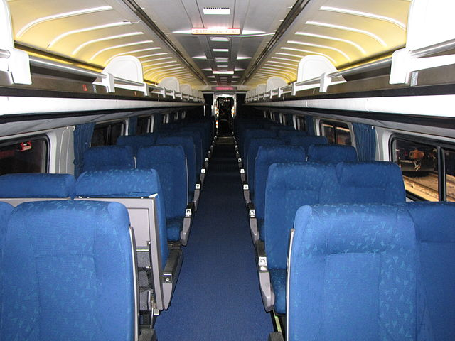 Amtrak S Business Class Too Often Isn T Worth The Extra