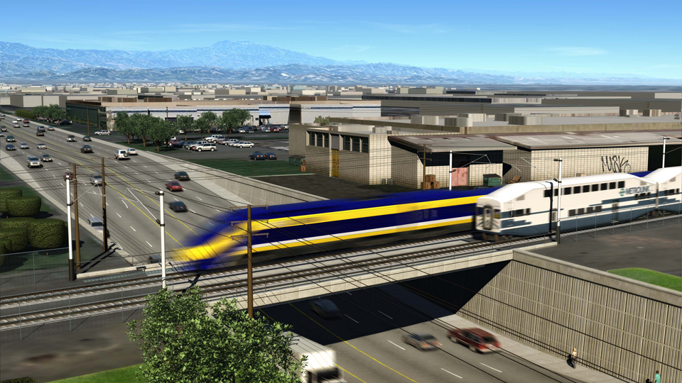 california bullet train When california voters approved construction of a bullet train in 2008, they had a  legal promise that passengers would be able to speed from.