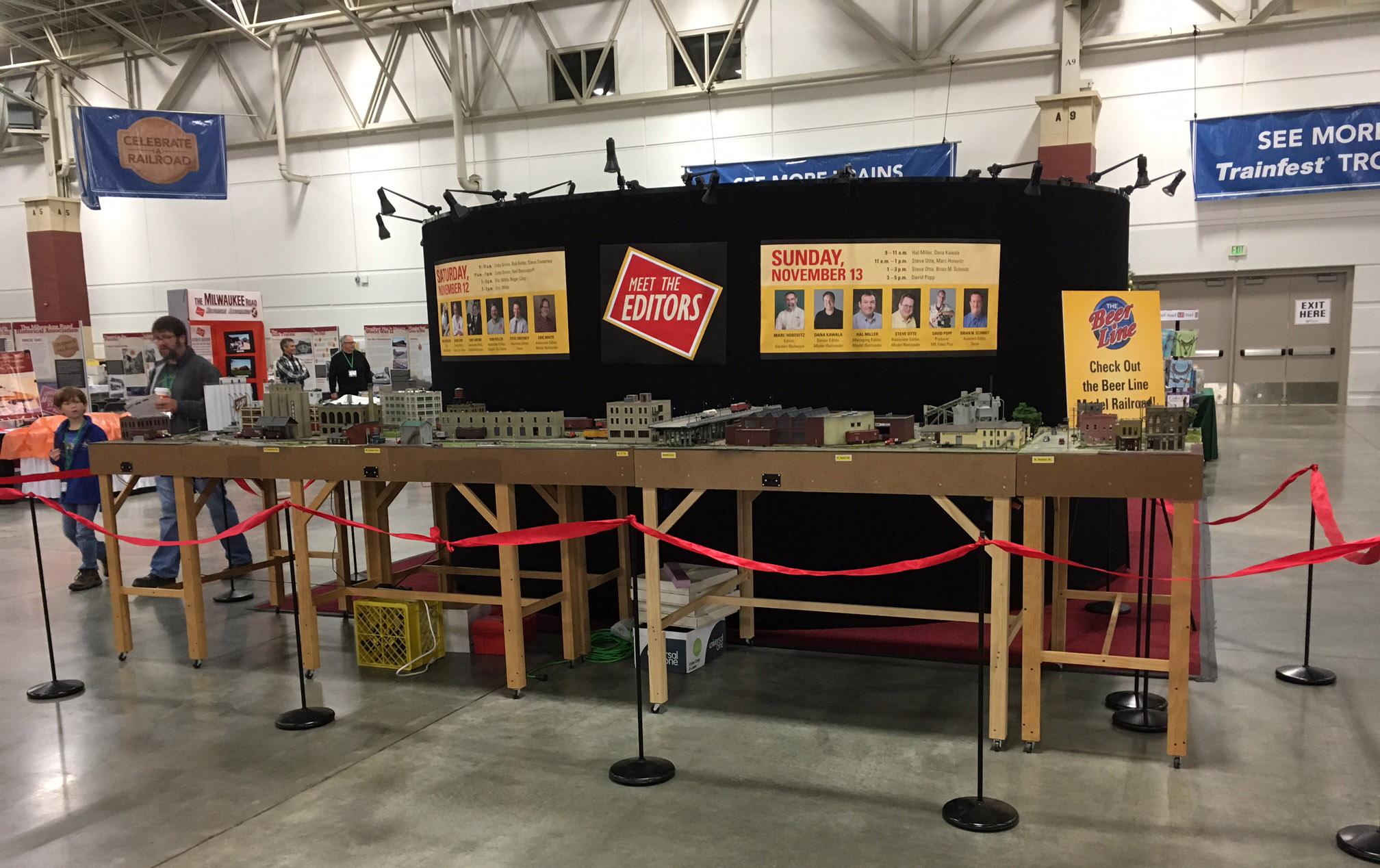 trainfest 2016 classic toy trains magazine