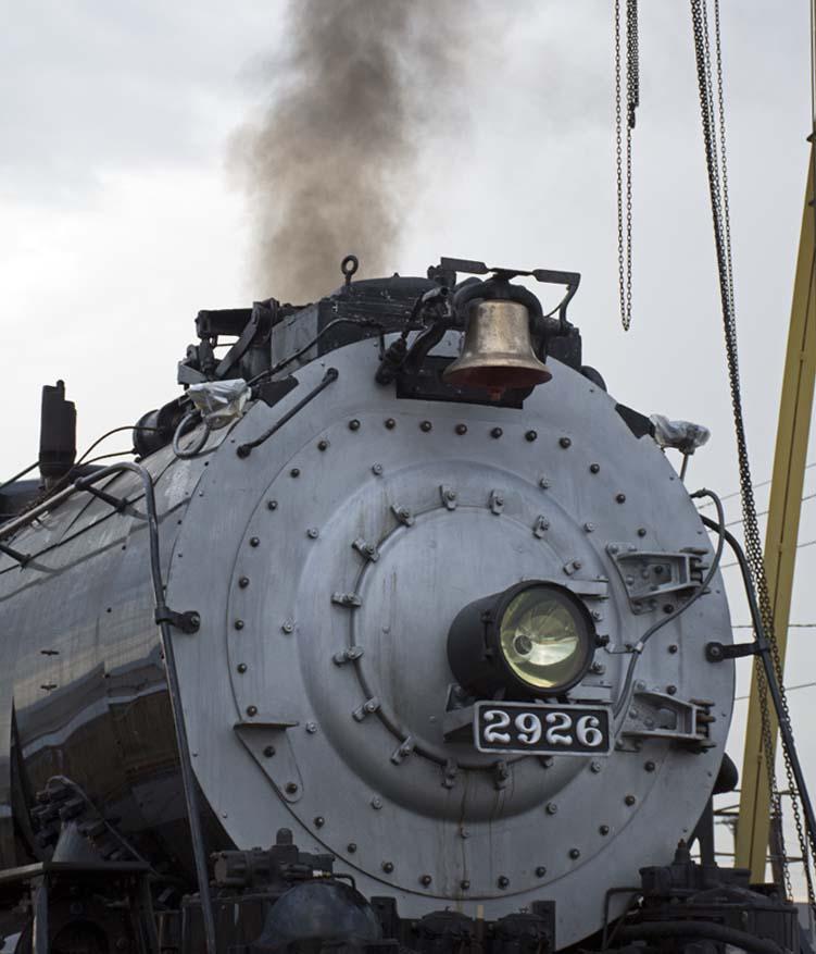 Great Expectations Santa Fe 2926 Classic Trains