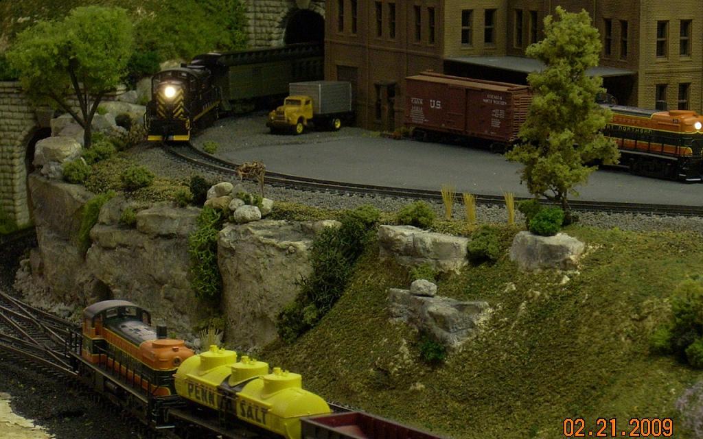 My Scenic Ridge N Scale - Model Railroader Magazine - Model