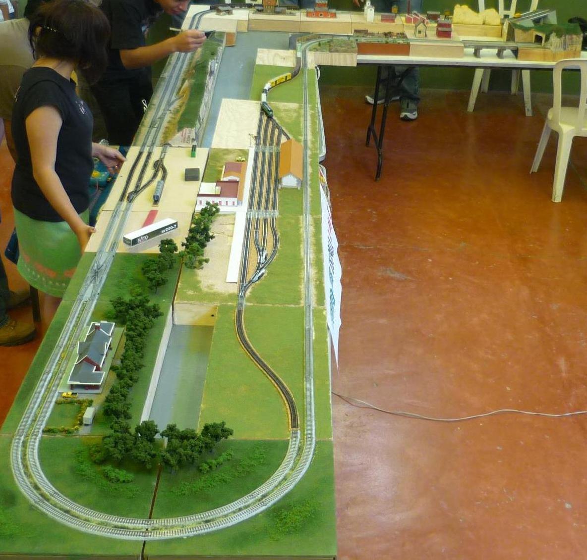 Club T trak México  - Model Railroader Magazine - Model Railroading