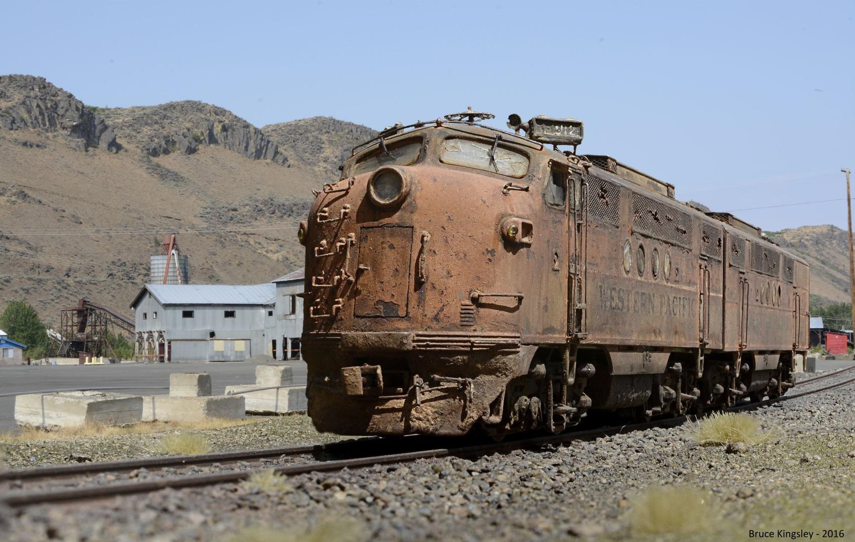 How To Find House Plans Online Abandoned Wp Fta B Units 1 Model Railroader Magazine
