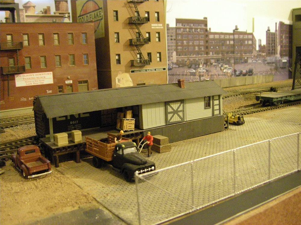 Ho Scale Prr Newark Branch Model Railroader Magazine