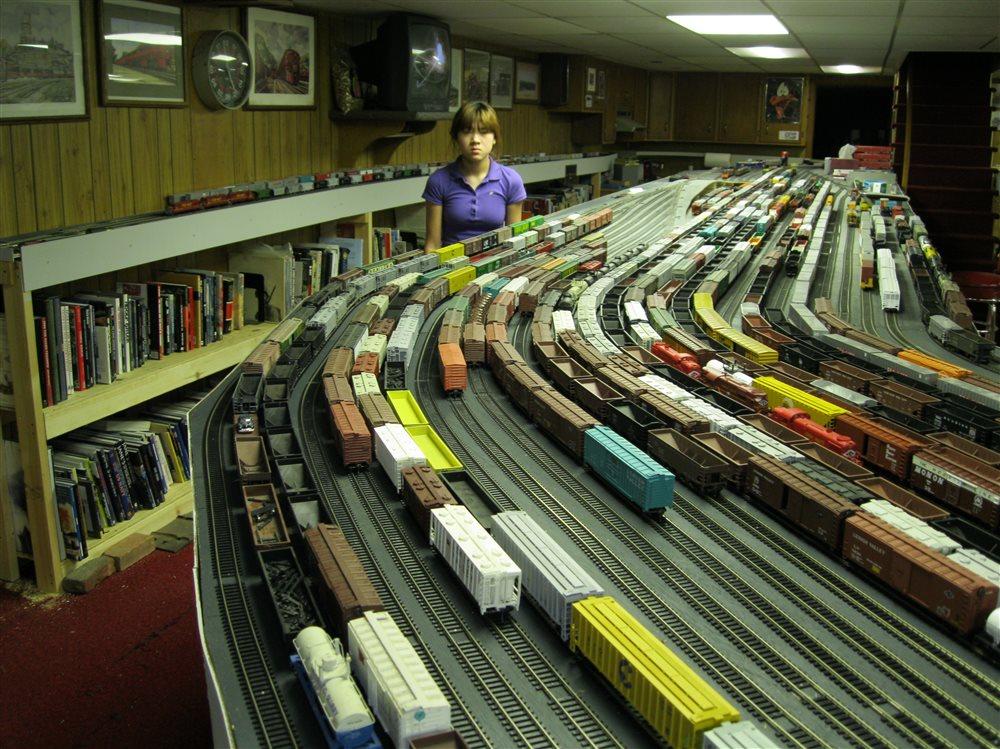 Building The Dream Model Railroader Magazine Model