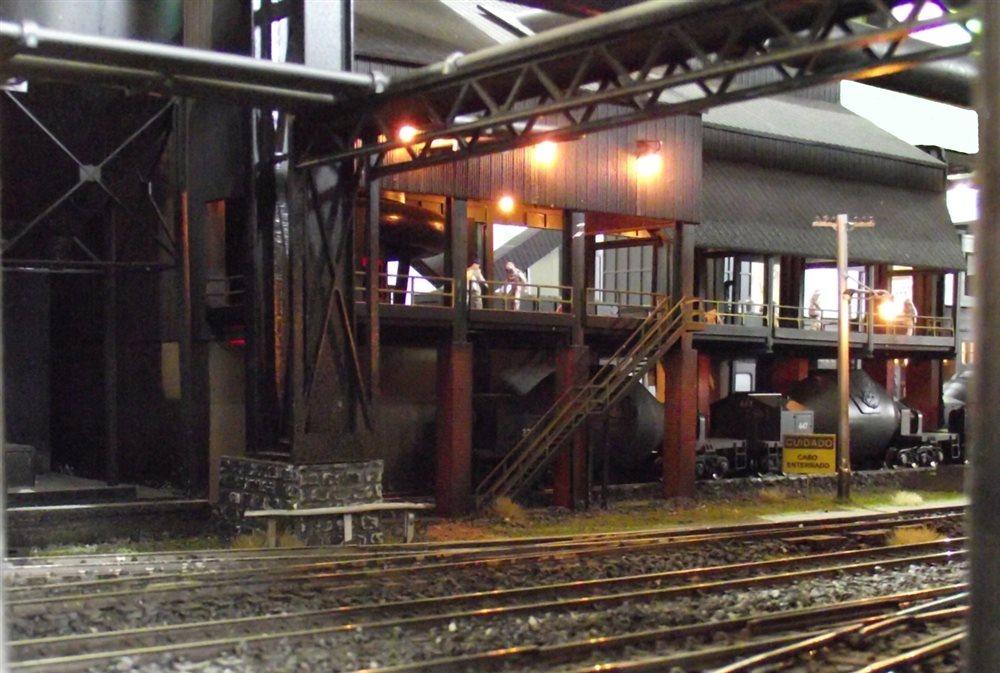 Valene Steel Mill Model Railroader Magazine Model