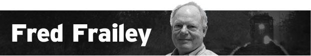 Fred Frailey Blog
